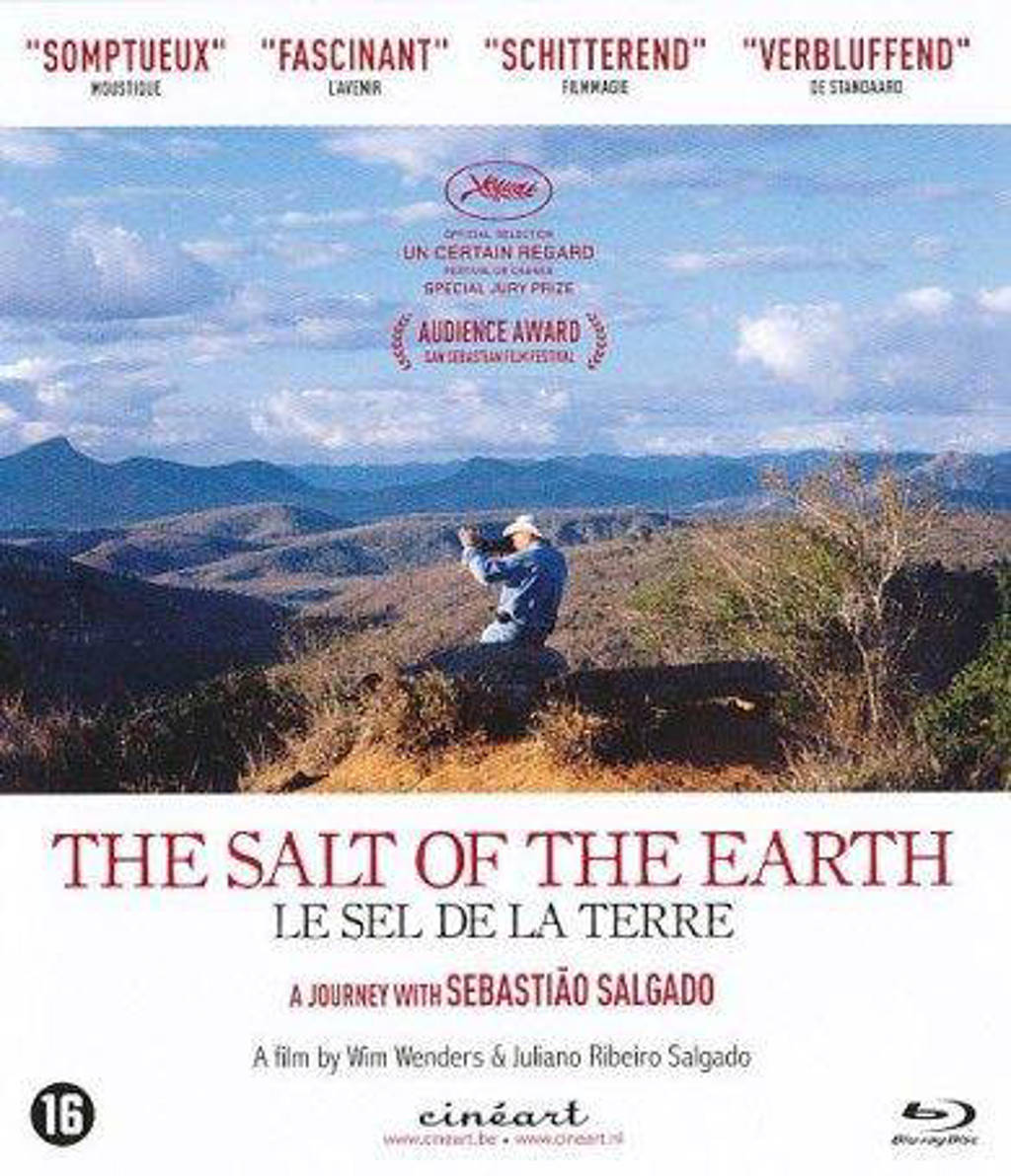Salt of the earth (Blu-ray)
