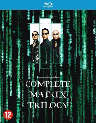 Matrix trilogy (Blu-ray)