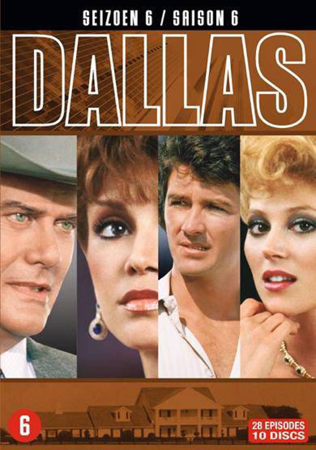 Dallas - Seizoen 6 (DVD)