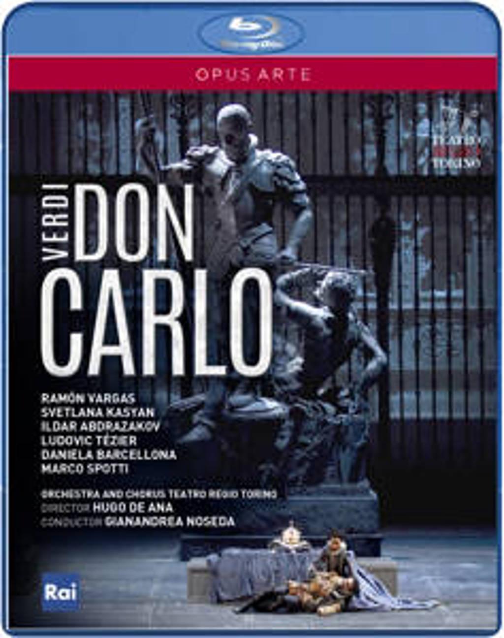 Teatro Regio Torino - Don Carlo (Blu-ray)