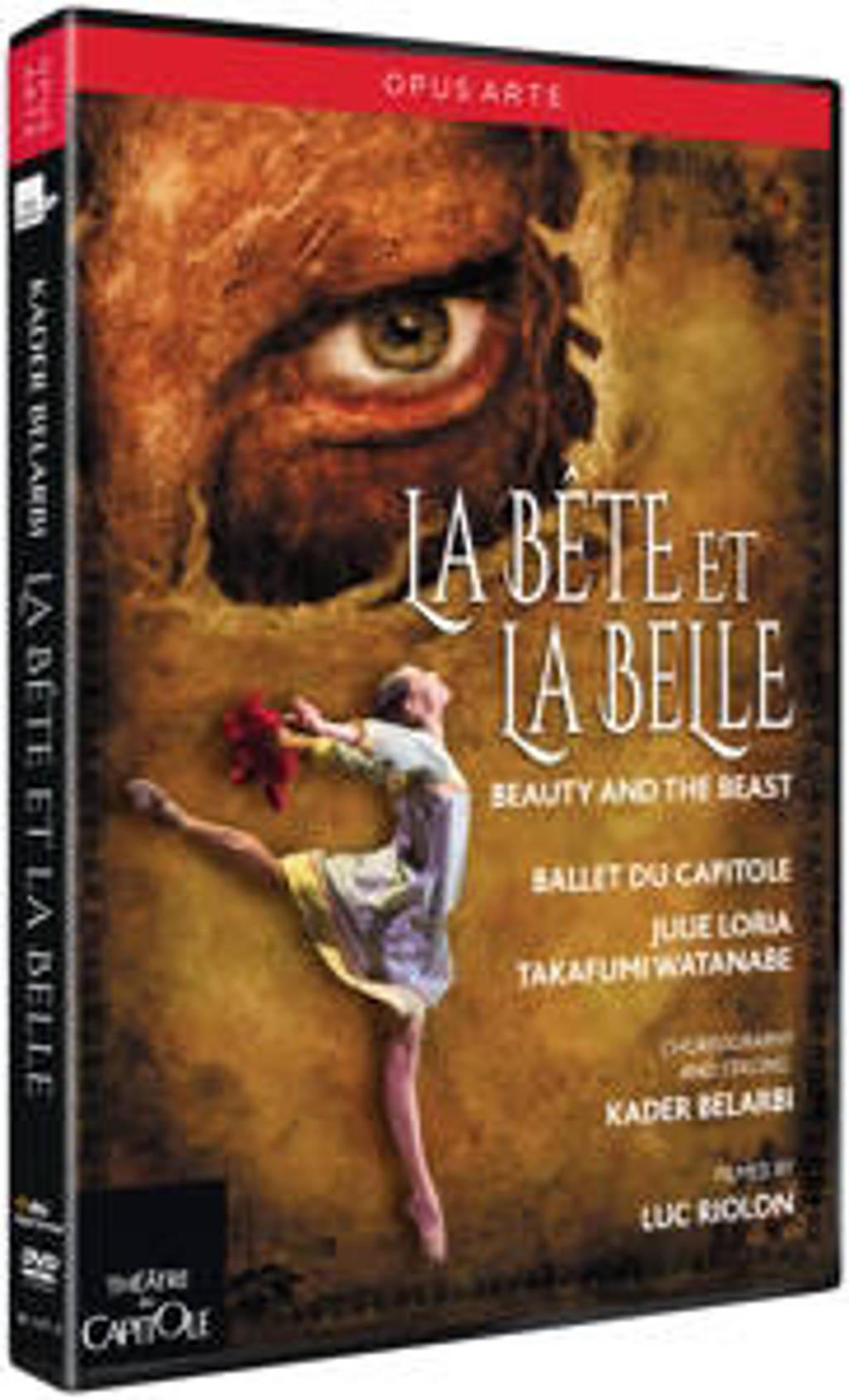 Ballet Du Capitole - La Bete Et La Belle (DVD)