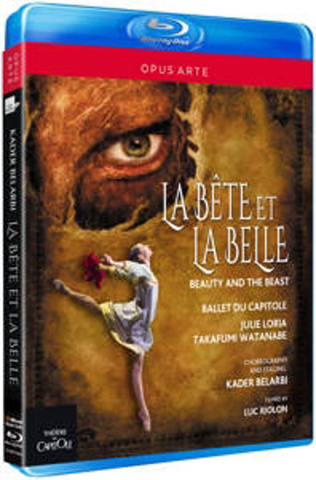 Ballet Du Capitole - La Bete Et La Belle (Blu-ray)