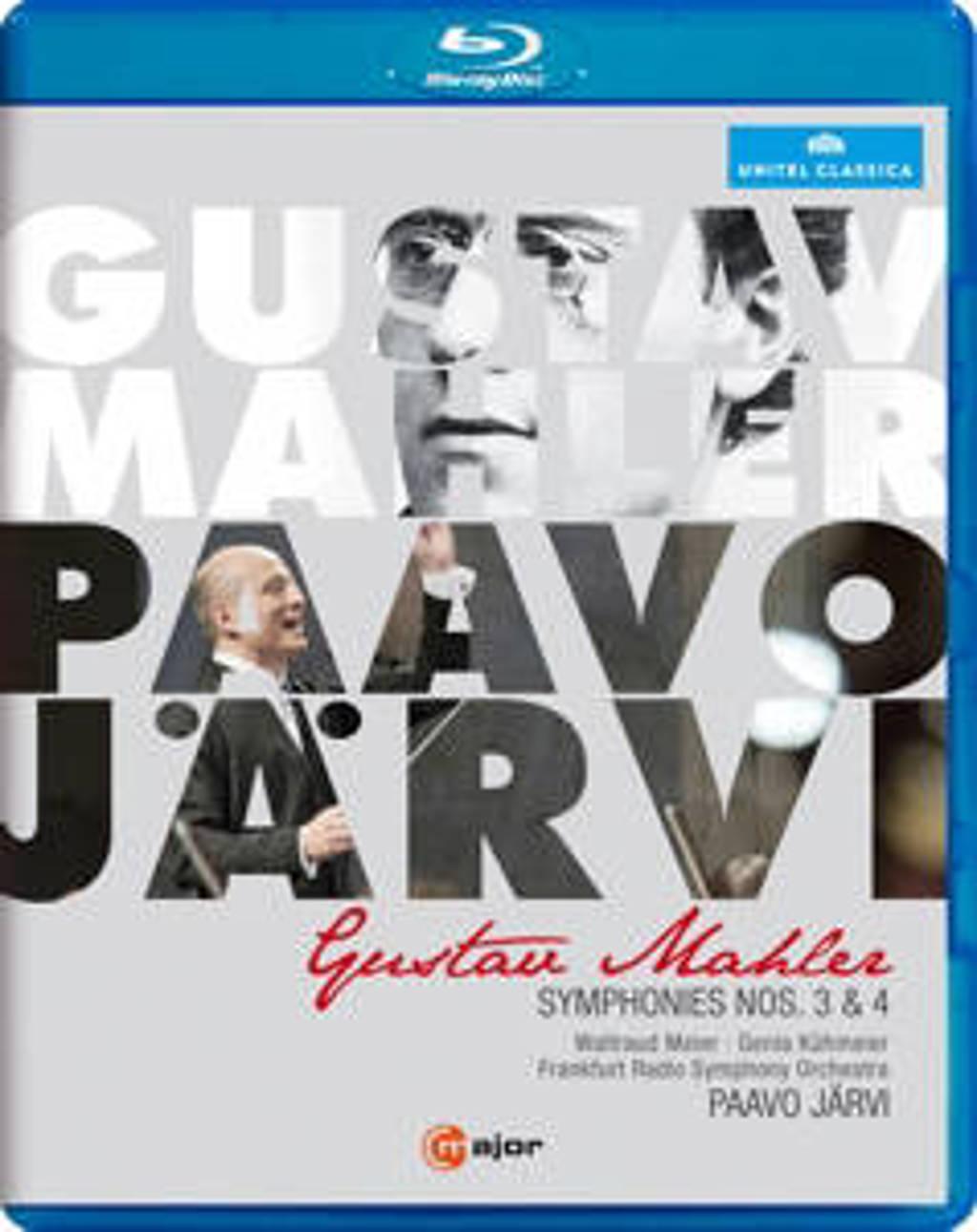 Genia Kuhmeier Waltraud Meier - Paavo Jarvi Mahler Symphonies Nos. (Blu-ray)