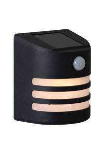 Luxform wandlamp Gap (met bewegingssensor), Zwart