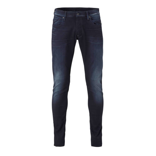 G-Star RAW skinny fit jeans Revend dark aged