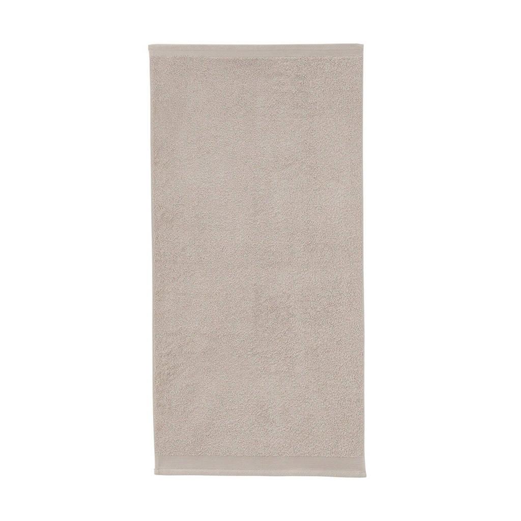 W handdoek (50 x 100 cm) Grijs