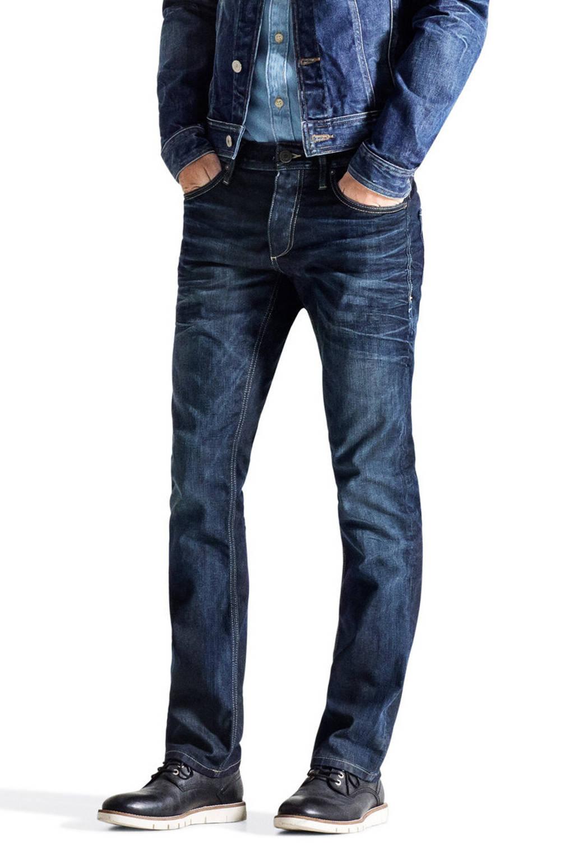JACK & JONES JEANS INTELLIGENCE regular fit jeans Clark blue denim, 318 Blue Denim
