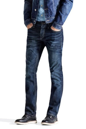 regular fit jeans Clark blue denim