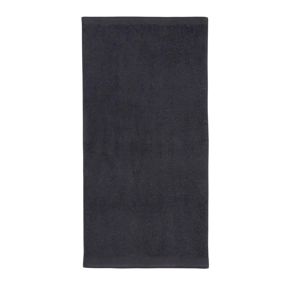 W handdoek (50 x 100 cm) Antraciet