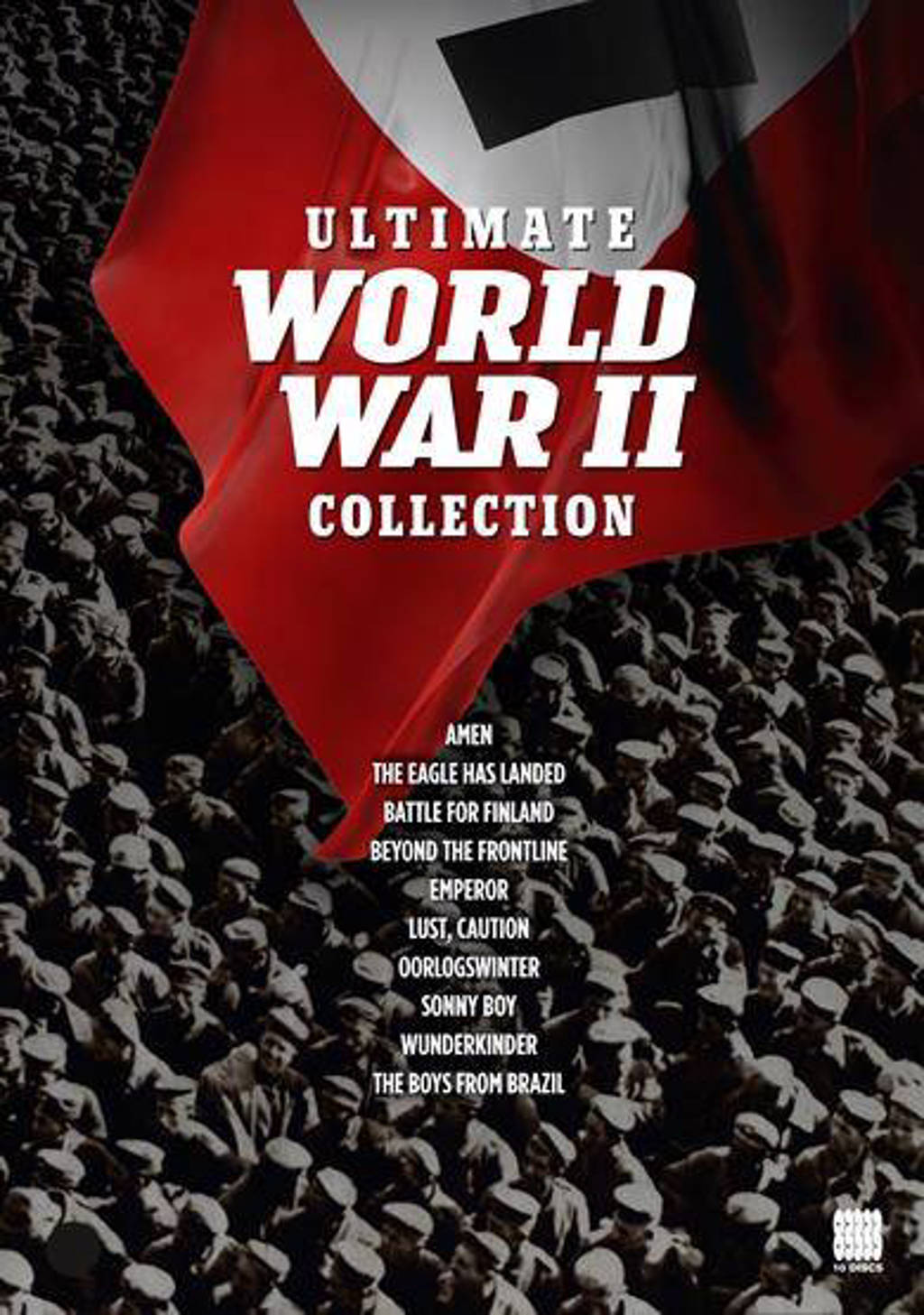 Ultimate world war II collection (DVD)