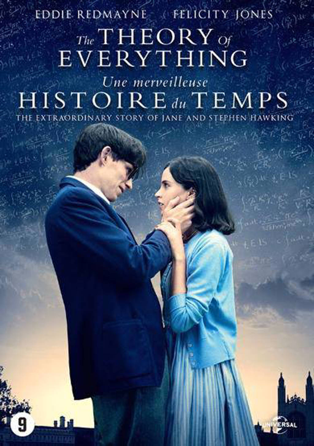 Theory Of Everything (DVD)