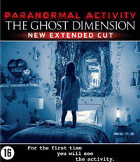 Paranormal activity 5 - The ghost dimension (Blu-ray)