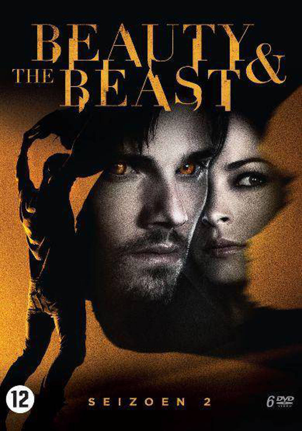 Beauty And The Beast Seizoen 2 Dvd Wehkamp