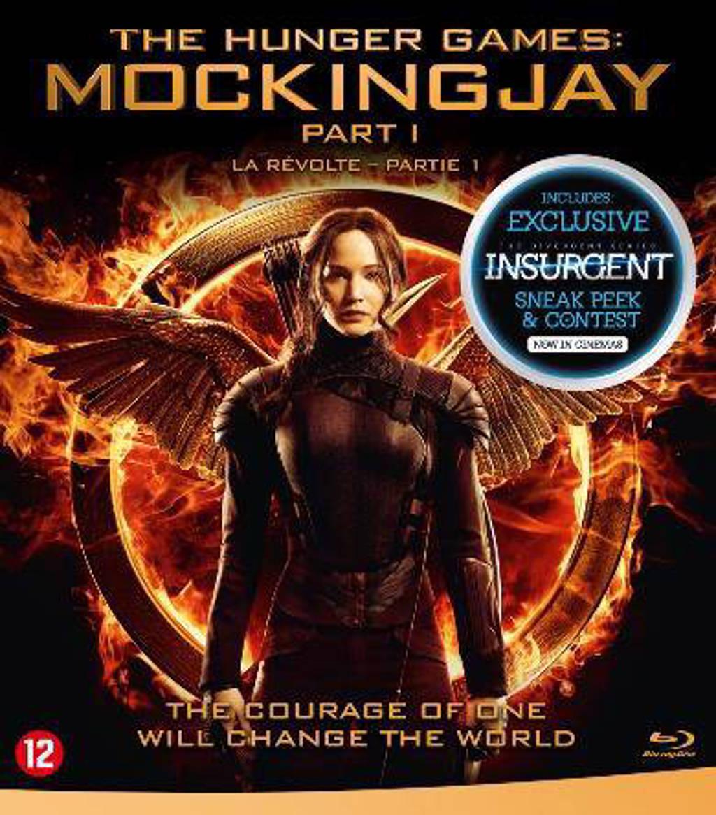 Hunger games - Mockingjay part 1 (Blu-ray)