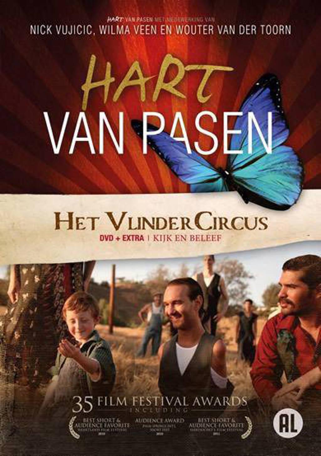 Hart Van Pasen - Het Vlindercircus (DVD)