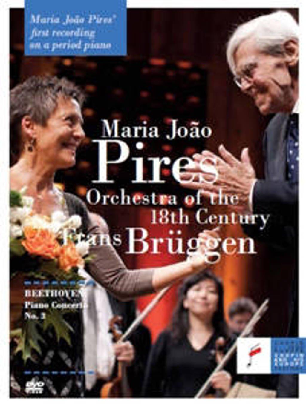Maria Joao Pires - Beethoven Piano Concerto No.3 (DVD)