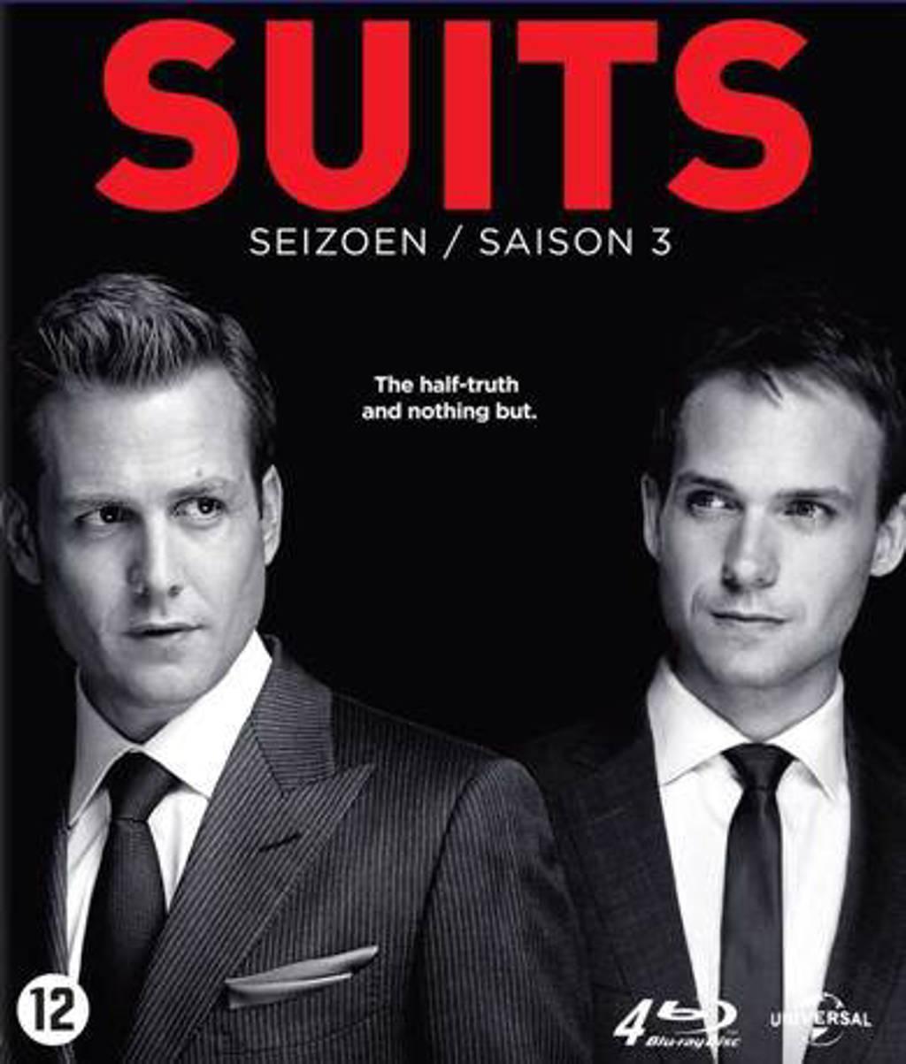 Suits - Seizoen 3 (Blu-ray)