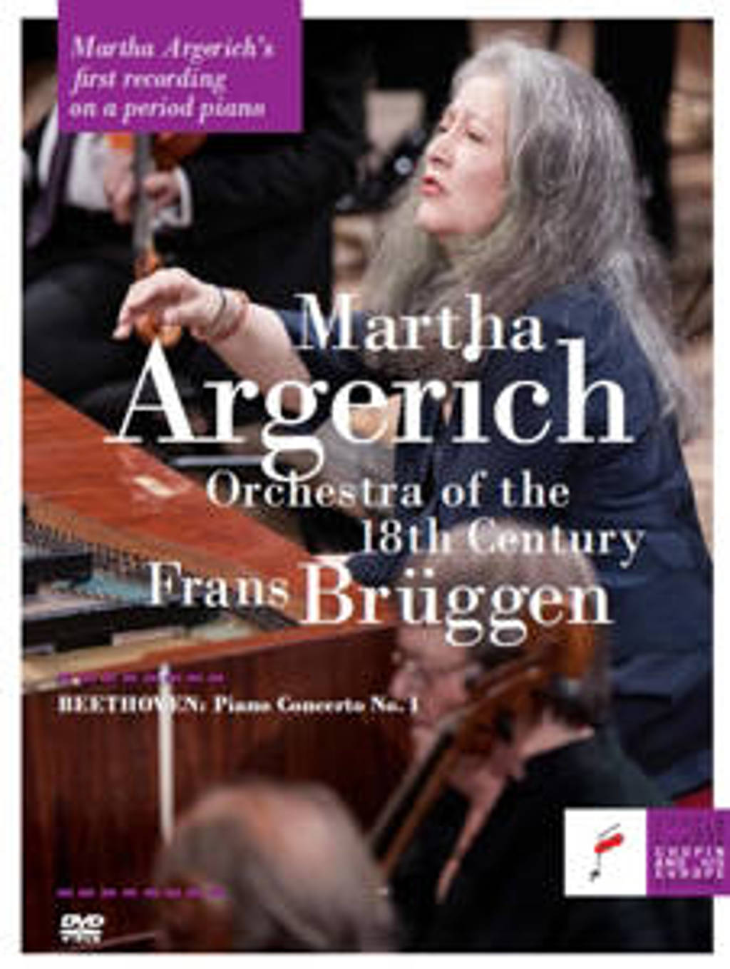 Beethoven Piano Concerto No.1 (DVD)