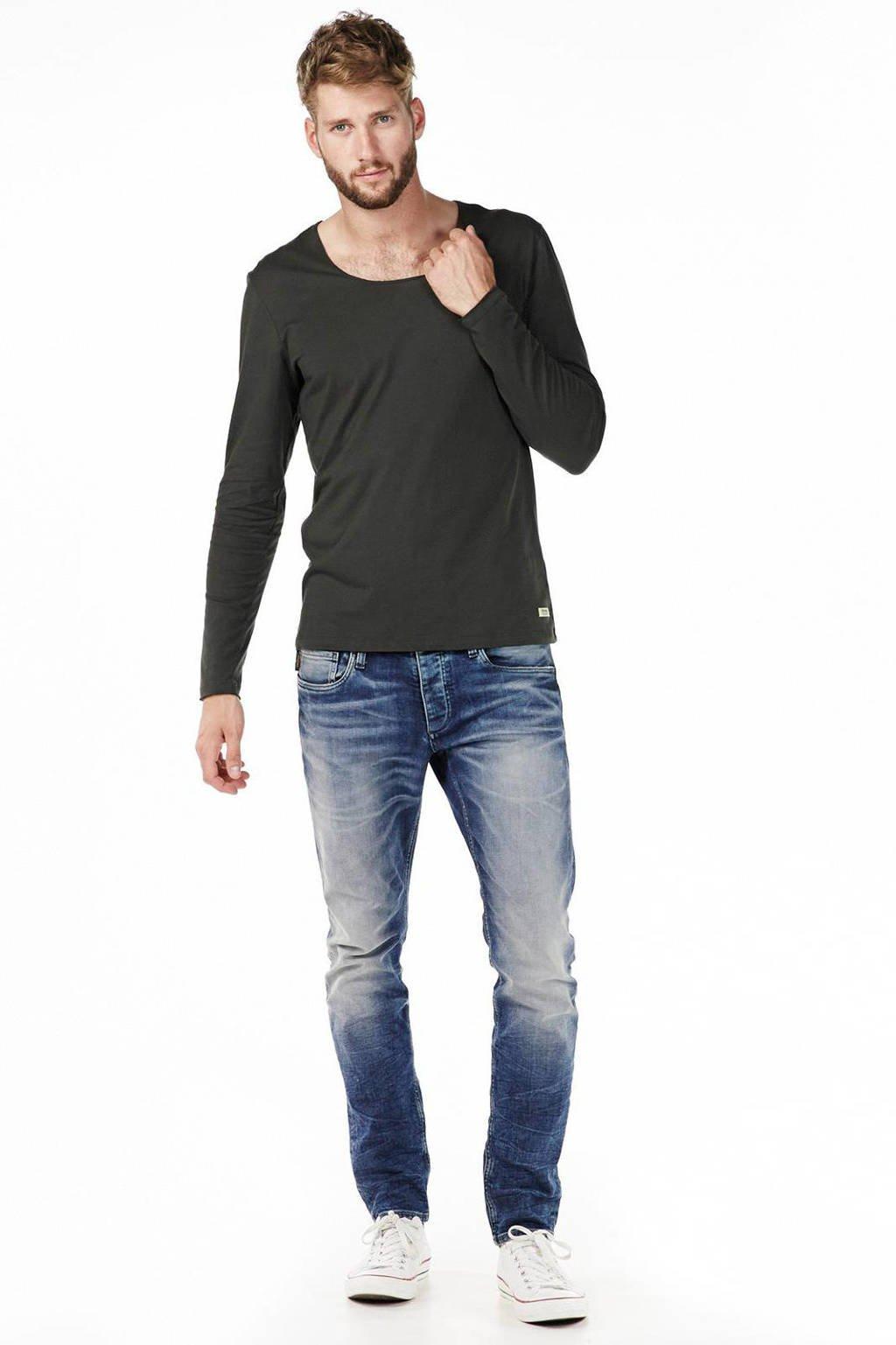 JACK & JONES slim fit jeans Glenn, 887 Medium Blue
