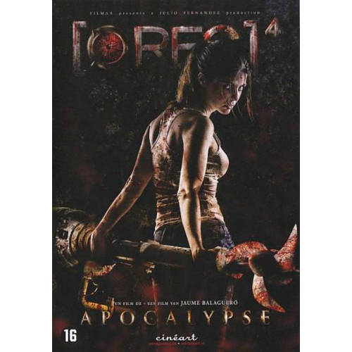 Rec 4 - Apocalypse (DVD) kopen