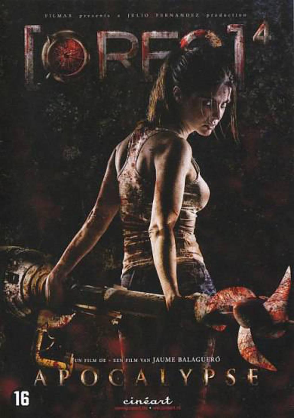 Rec 4 - Apocalypse (DVD)