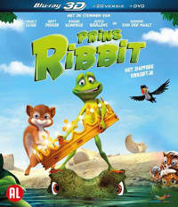 Prins Ribbit (3D) (Blu-ray)