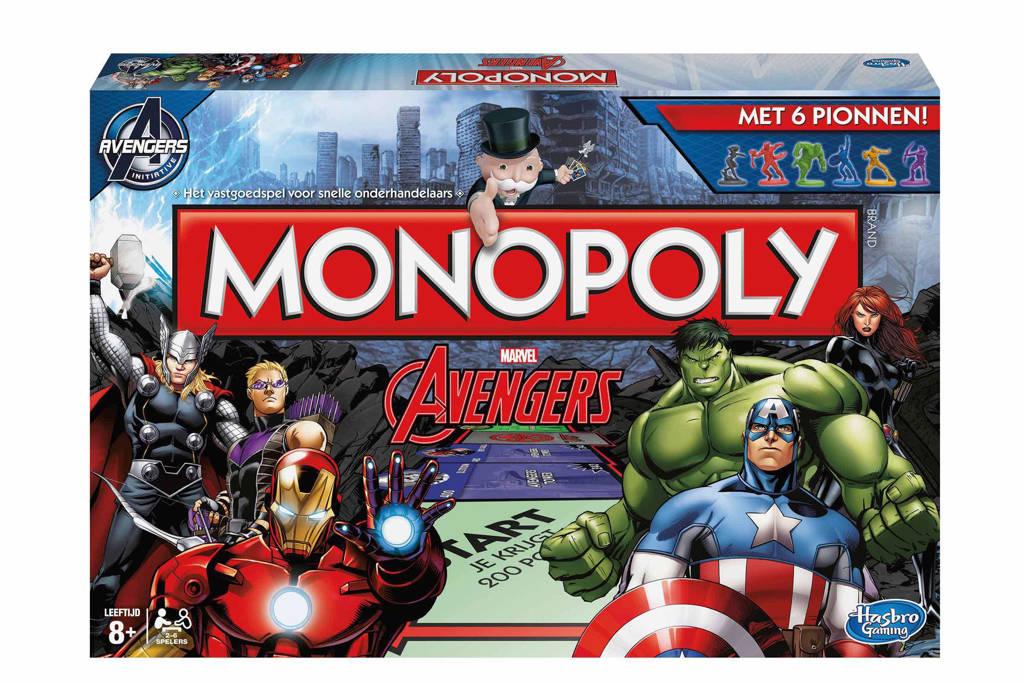 Hasbro Gaming Monopoly Avengers bordspel