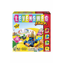 Hasbro Gaming Levensweg junior Kinderspel