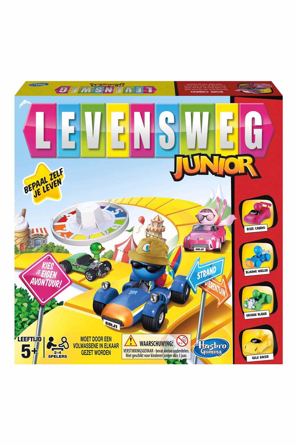 Hasbro Gaming Levensweg junior kinderspel
