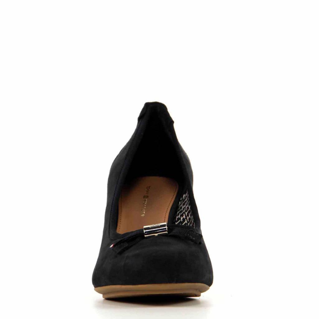 quality design 347cc b52ce Tommy Hilfiger suède pumps | wehkamp
