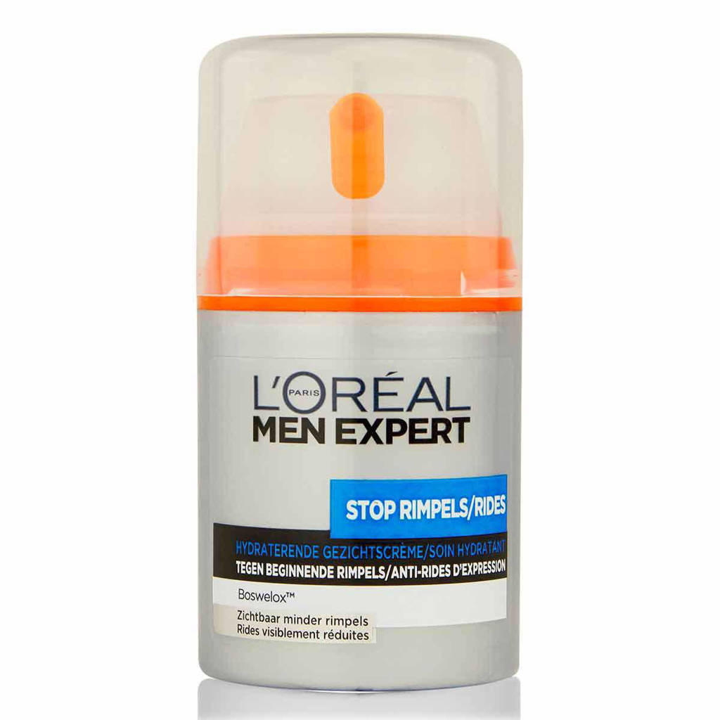 L'Oréal Paris Men Expert Stop Rimpels dagcrème - 50 ml