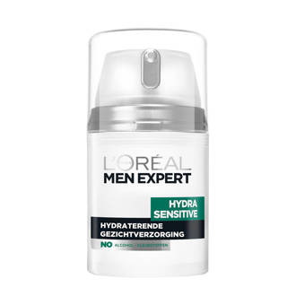 Men Expert Hydra Sensitive dagcrème - 50 ml