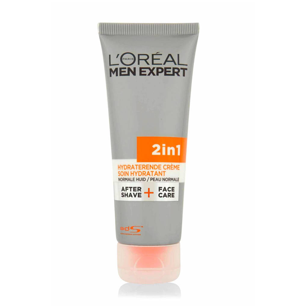 L'Oréal Paris Men Expert 2 in 1 Tube Normal Skin dagcrème - 75 ml