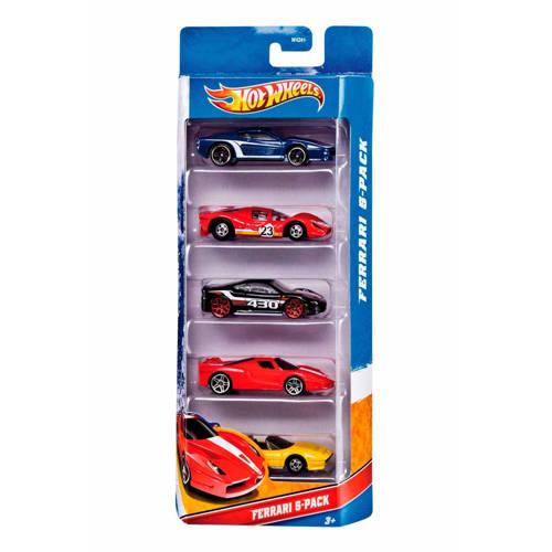 Hot Wheels cadeauset