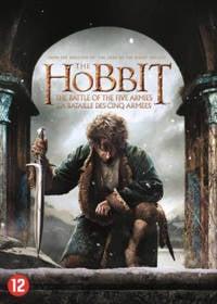 Hobbit - Battle of the five armies (DVD)
