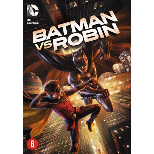 Batman vs Robin (DVD) kopen