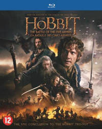 Hobbit - Battle of the five armies (Blu-ray)