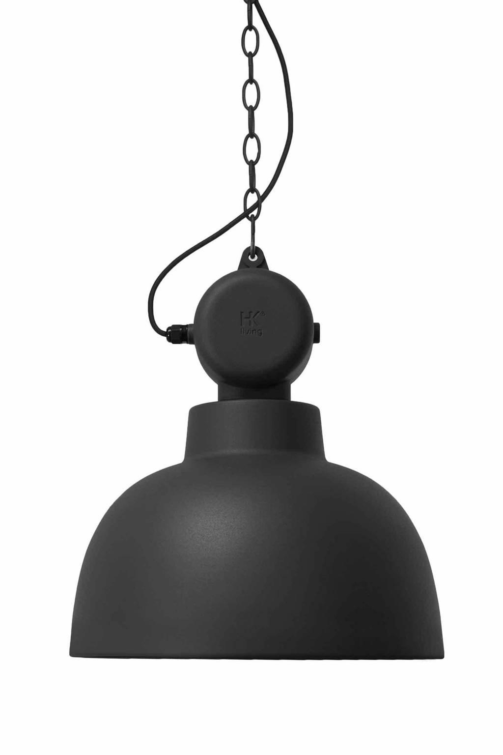 HKliving hanglamp M, Mat zwart