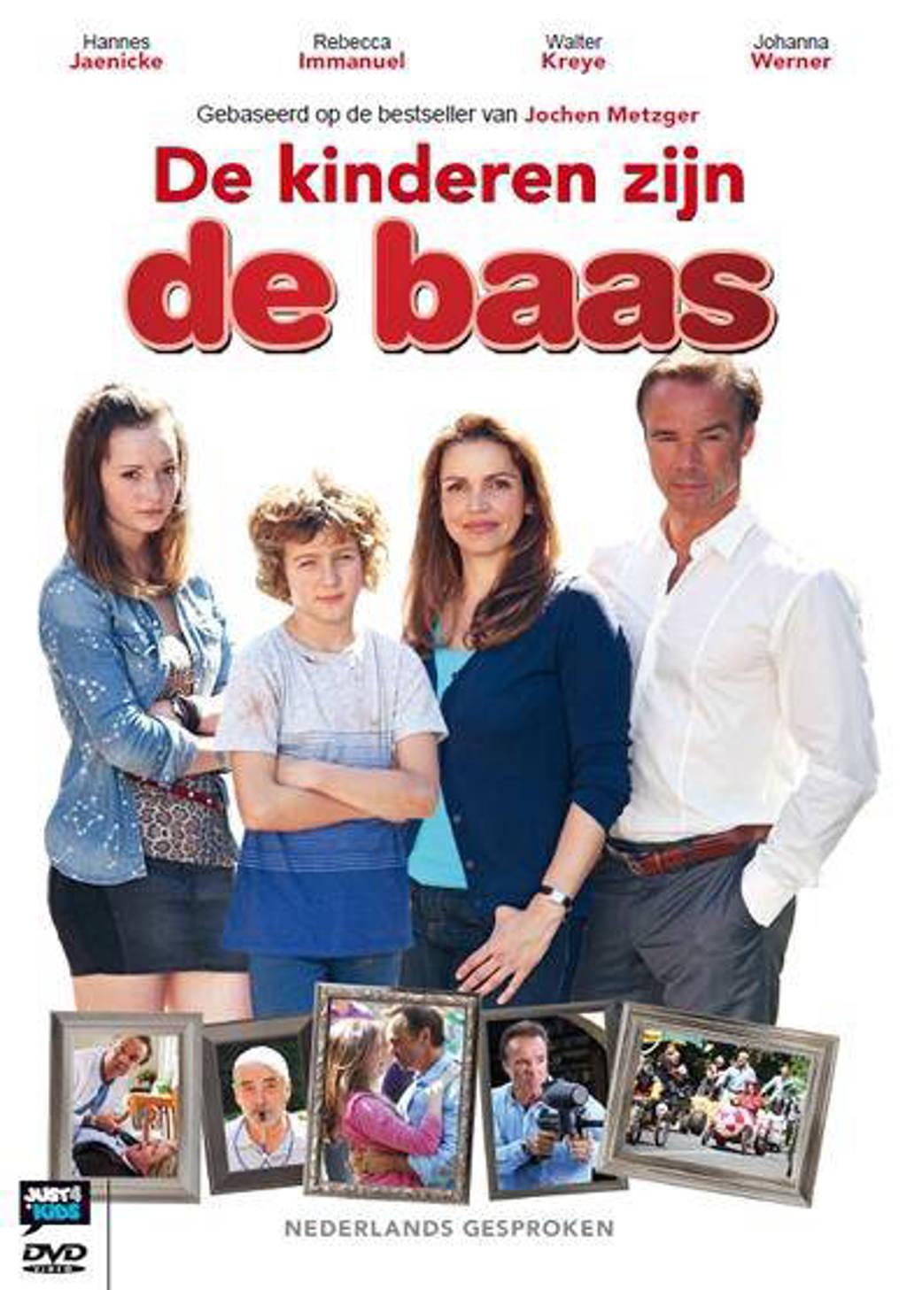 Kinderen zijn de baas (DVD)