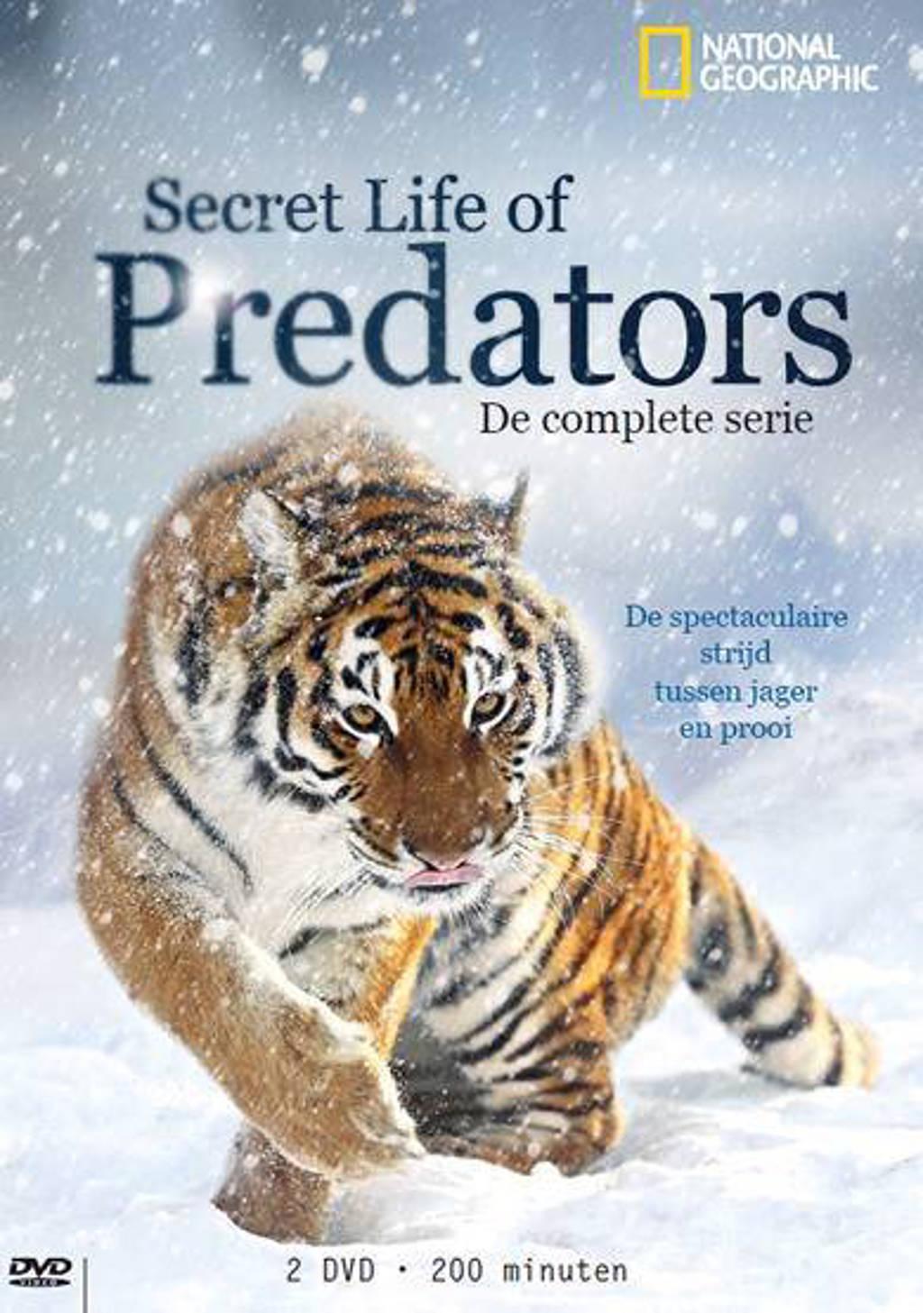 National geographic - Secret life of predators (DVD)