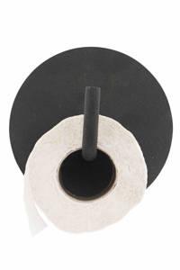 House Doctor toiletrolhouder  zwart, Zwart
