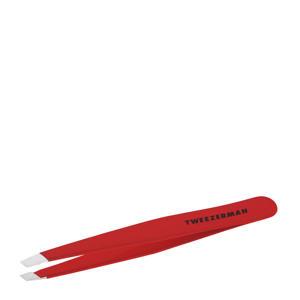 Slant Tweezer Signature Red