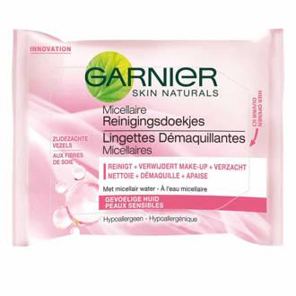 Skinactive Skin Naturals Essentials Micellaire reigingsdoekjes