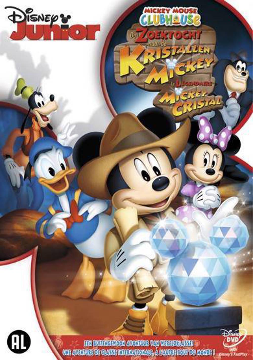 Mickey Mouse clubhouse - Zoektocht naar de kristallen Mickey (DVD)