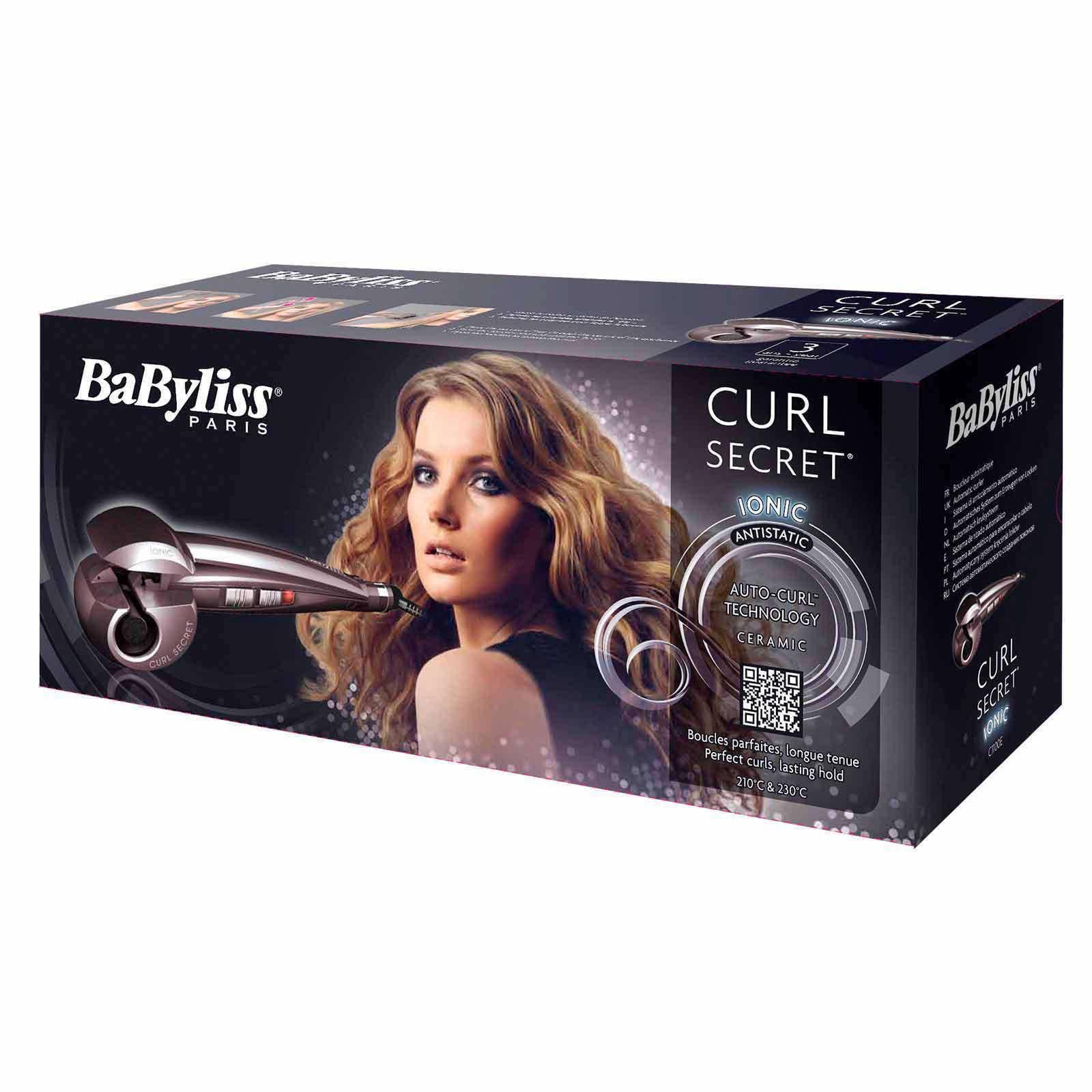 Babyliss C1100e Curl Secret Ionic Krultang Wehkamp