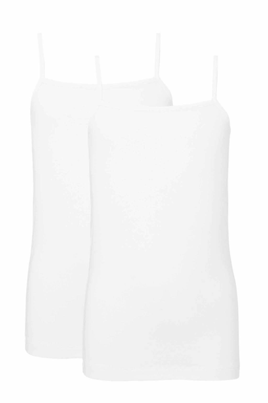 whkmp's own hemd - set van 2 wit, Wit