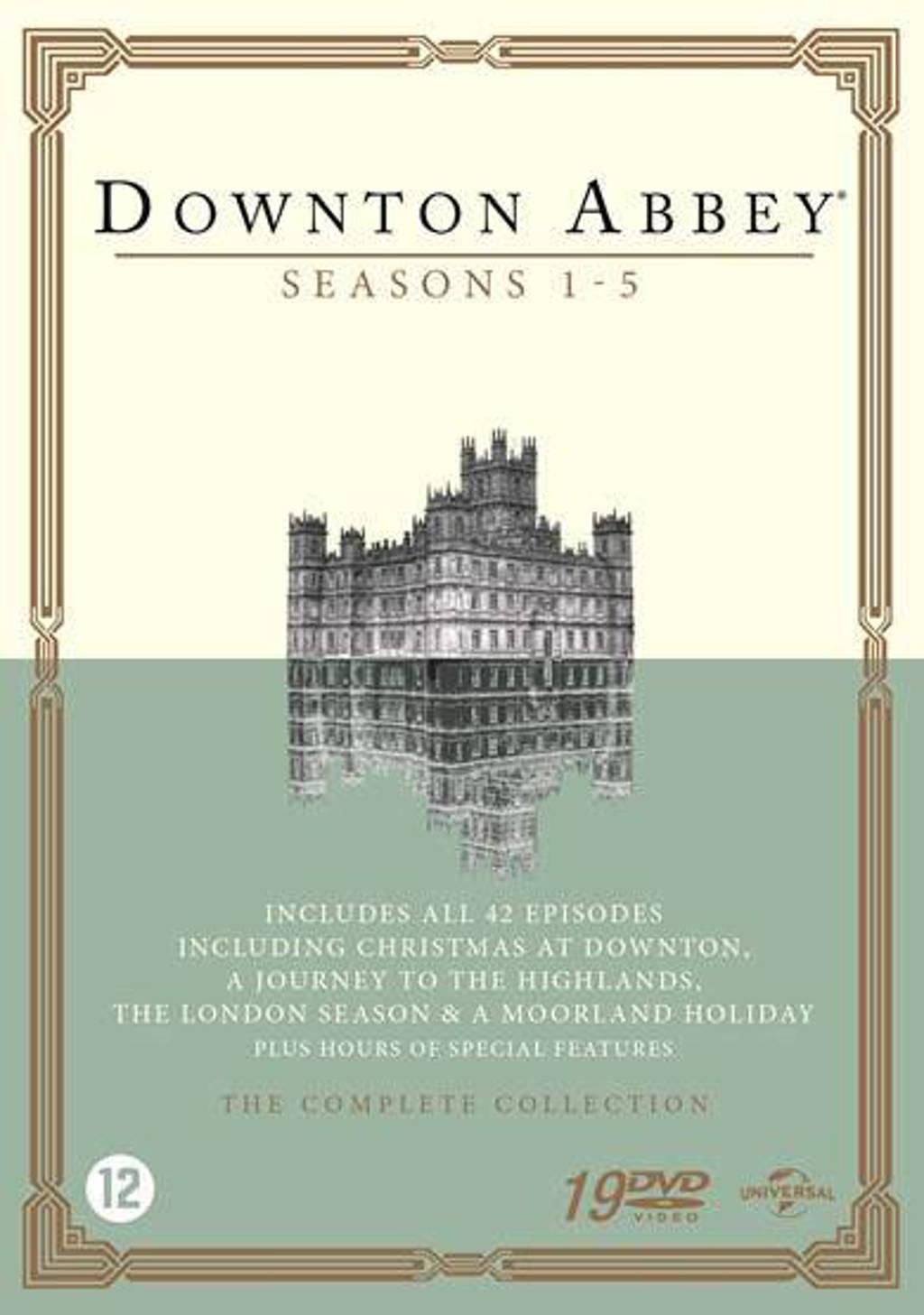 Downton abbey - Seizoen 1-5 (DVD)