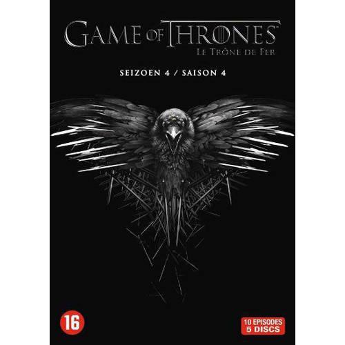 Game of thrones - Seizoen 4 (DVD) kopen
