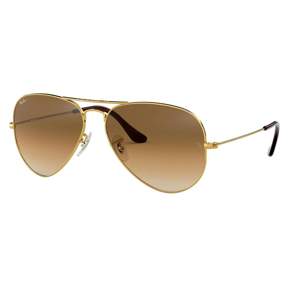 Ray-Ban zonnebril 0RB3025, Bruin