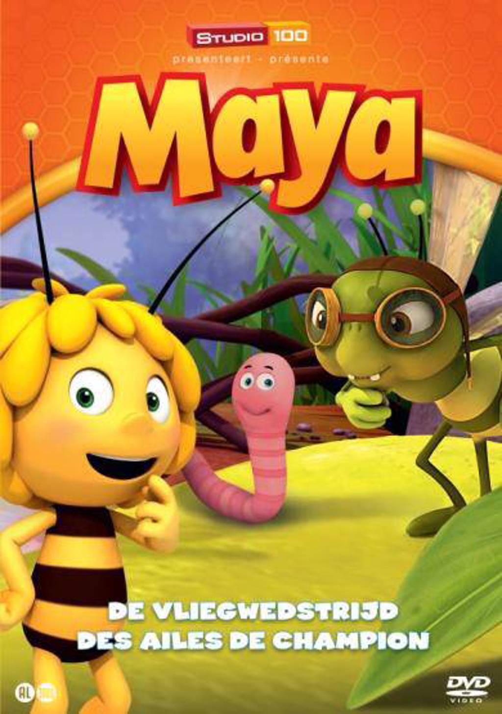 Maya - De vliegwedstrijd (DVD)